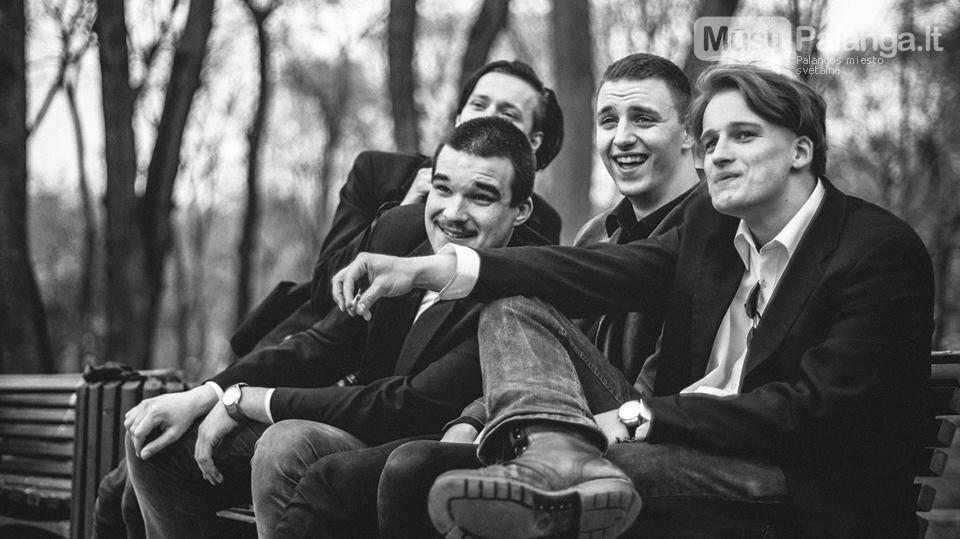 Grupė EXTRAVAGANZA: metalas nepriverčia jausti neigiamų emocijų, nuotrauka-1