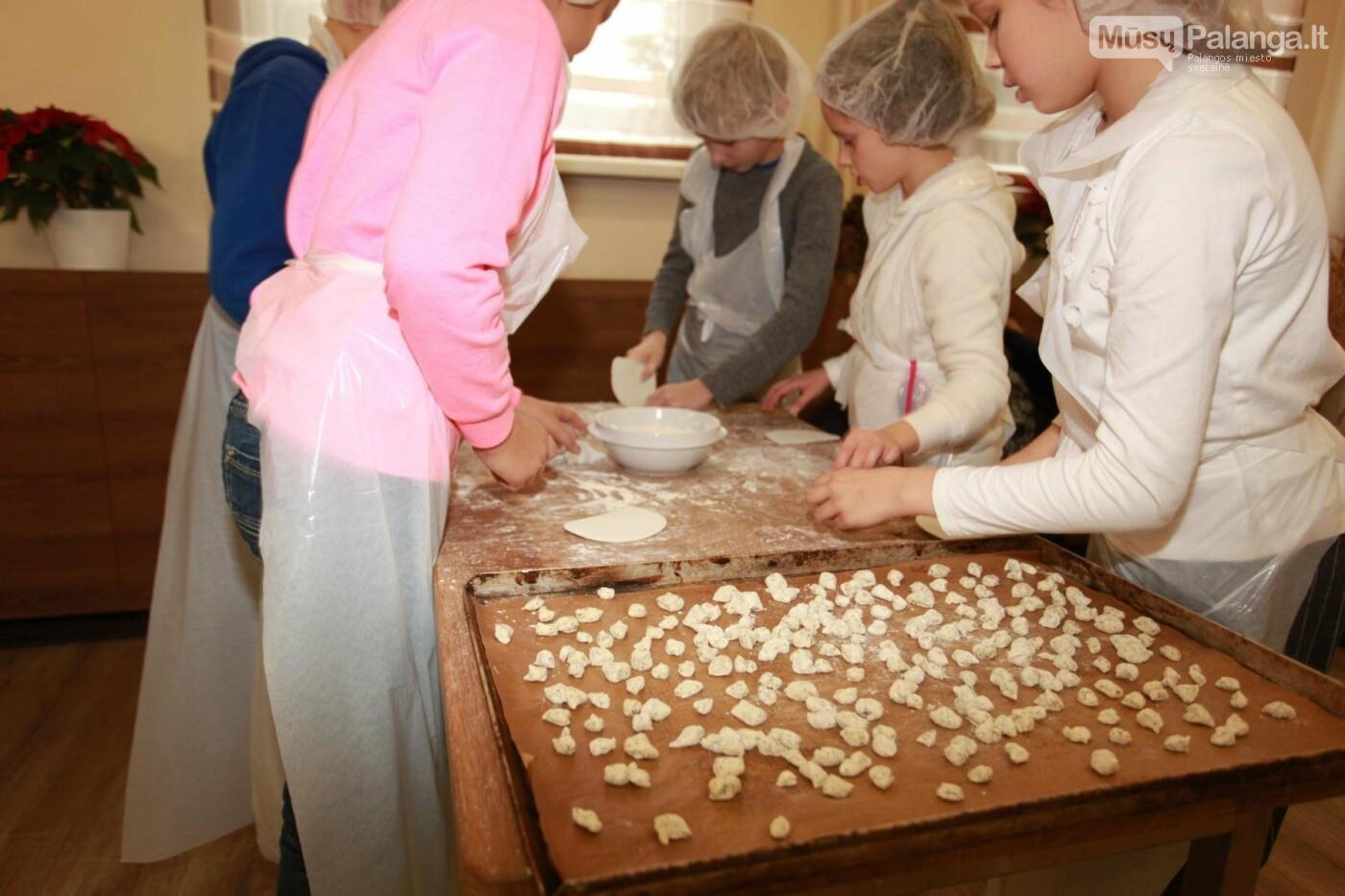 Namuose keptų kūčiukų tradicijos atgimsta: laikas su savo vaikais – brangiausias , nuotrauka-4