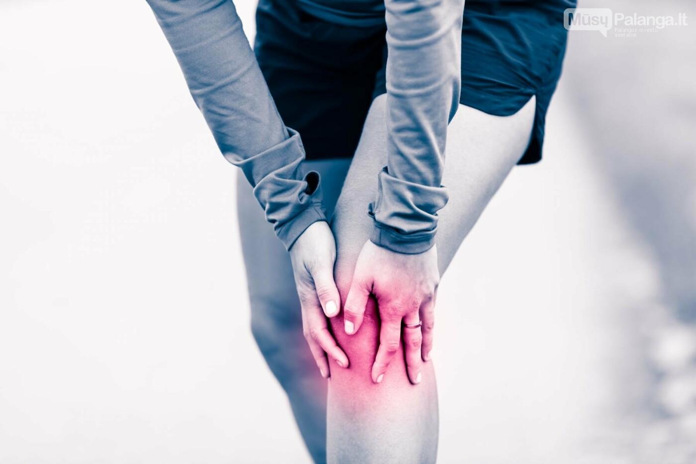 Traumatologas pataria: kaip elgtis, jei paslydę patyrėte traumą, nuotrauka-1