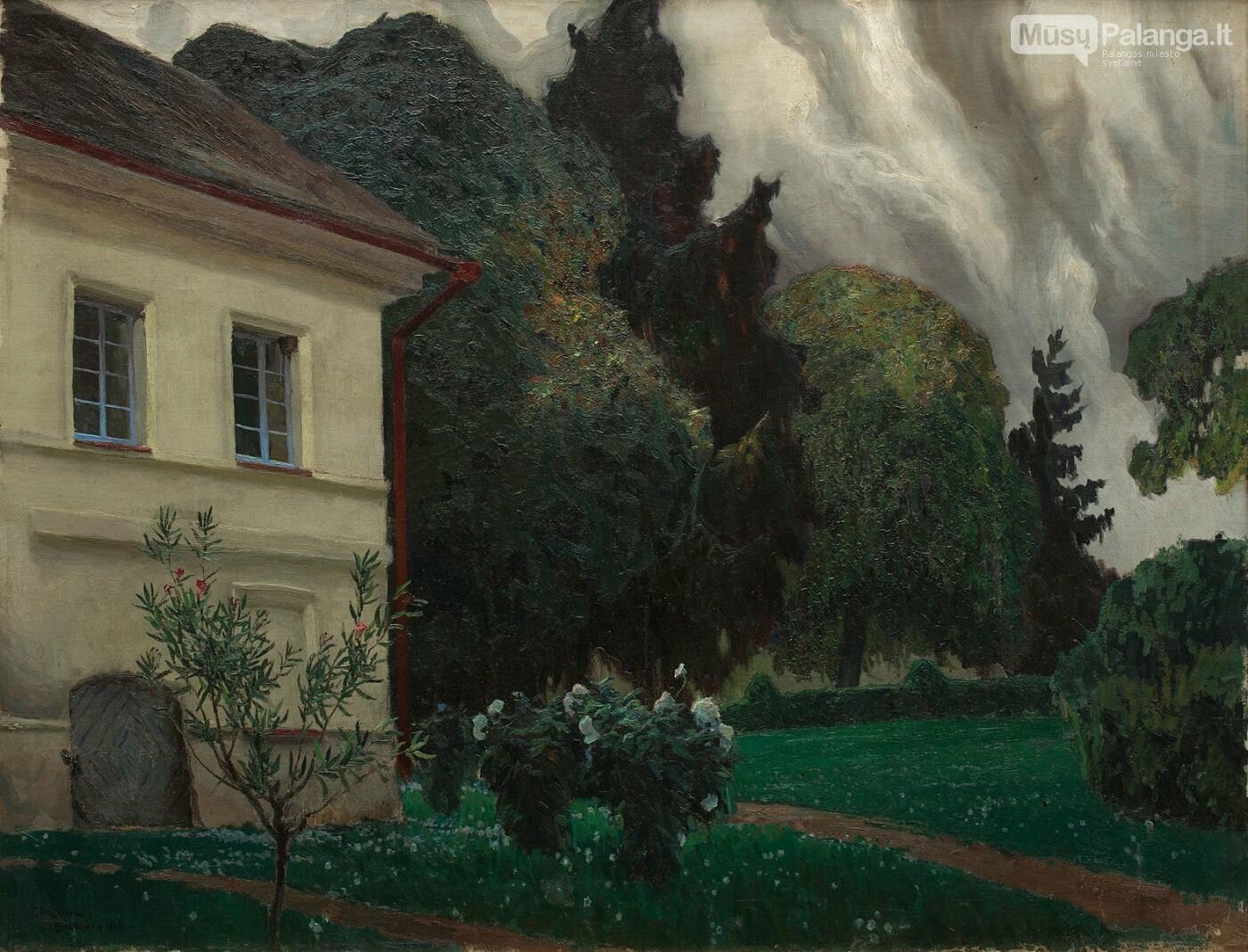 Šįmet brangiausiai parduotų Lietuvos dailininkų kūrinių TOP 10, nuotrauka-3