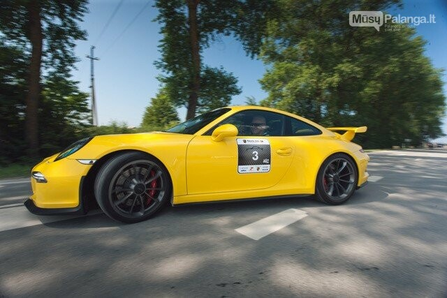 """Porsche klubas Lietuva"" mini 15-ąjį gimtadienį, nuotrauka-1"
