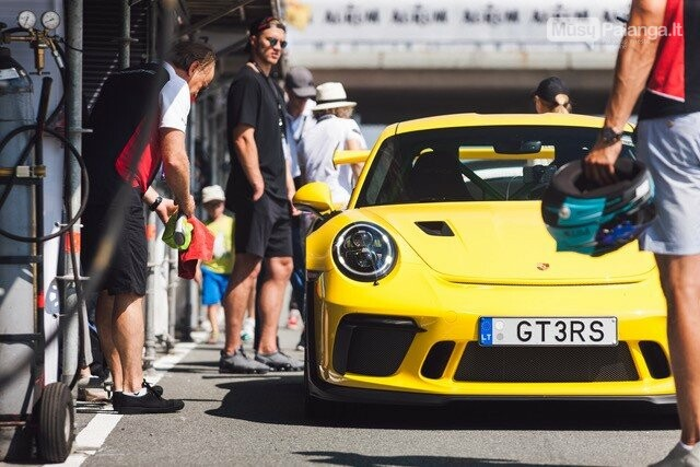 """Porsche klubas Lietuva"" mini 15-ąjį gimtadienį, nuotrauka-2"