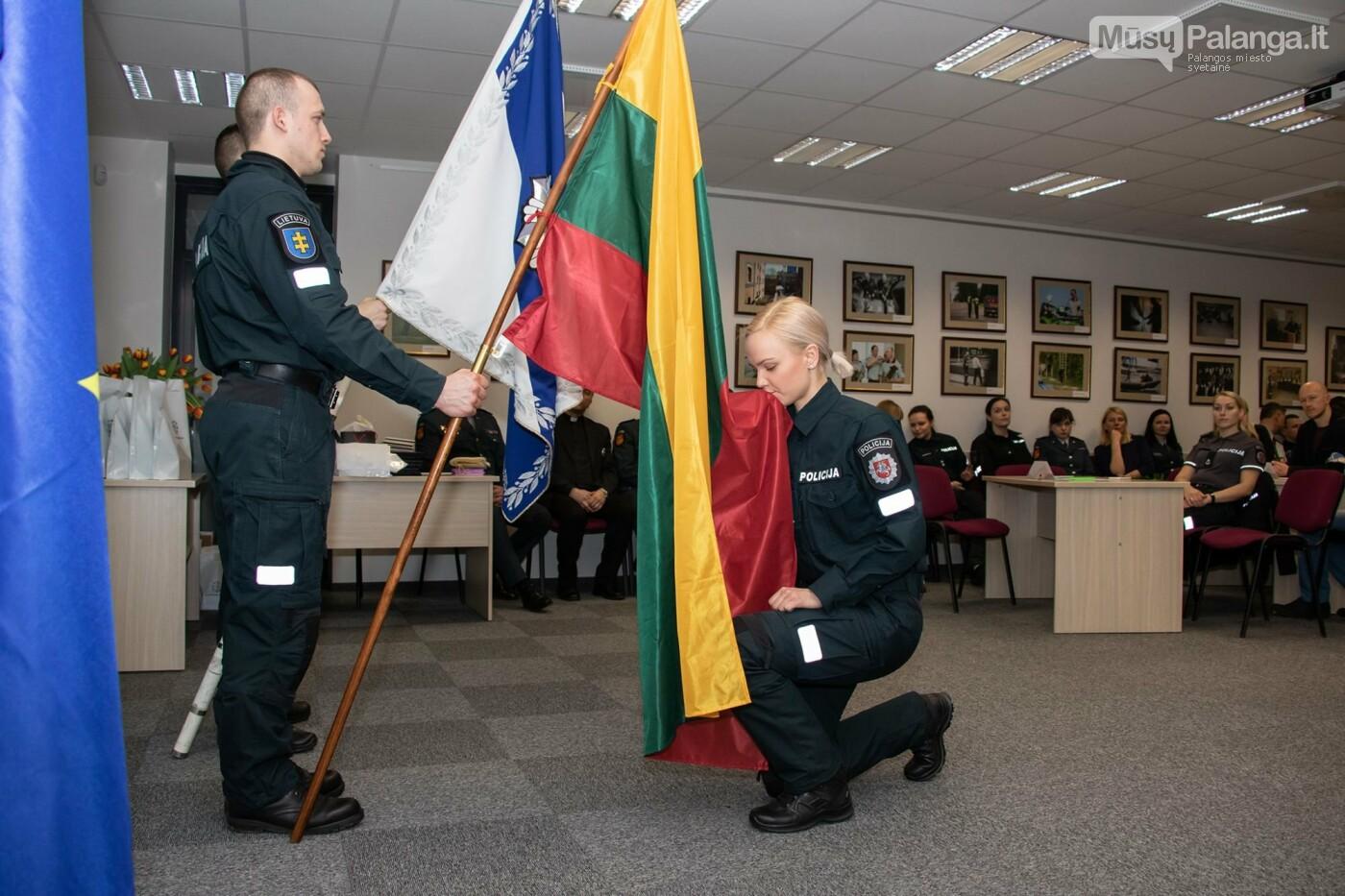 Klaipėdos apskrities pareigūnai Kovo 11-ąją ir šiais metais minėjo Protų mūšiu, nuotrauka-1