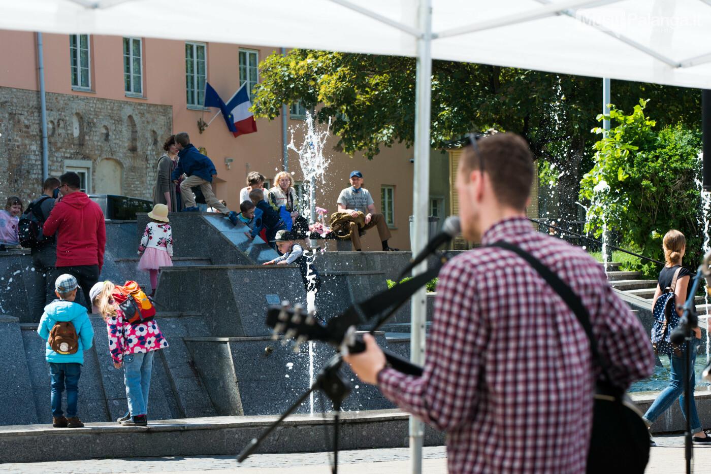 """Pradedama dalyvių registracija į """"Gatvės muzikos dieną"""", nuotrauka-4, Nendrės Žilinskaitės nuotrauka"""