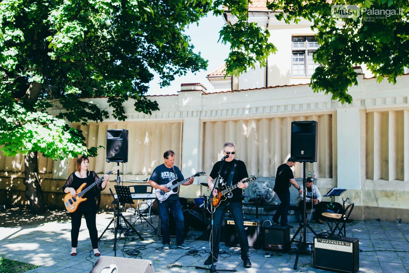 """Pradedama dalyvių registracija į """"Gatvės muzikos dieną"""", nuotrauka-7, Nendrės Žilinskaitės nuotrauka"""