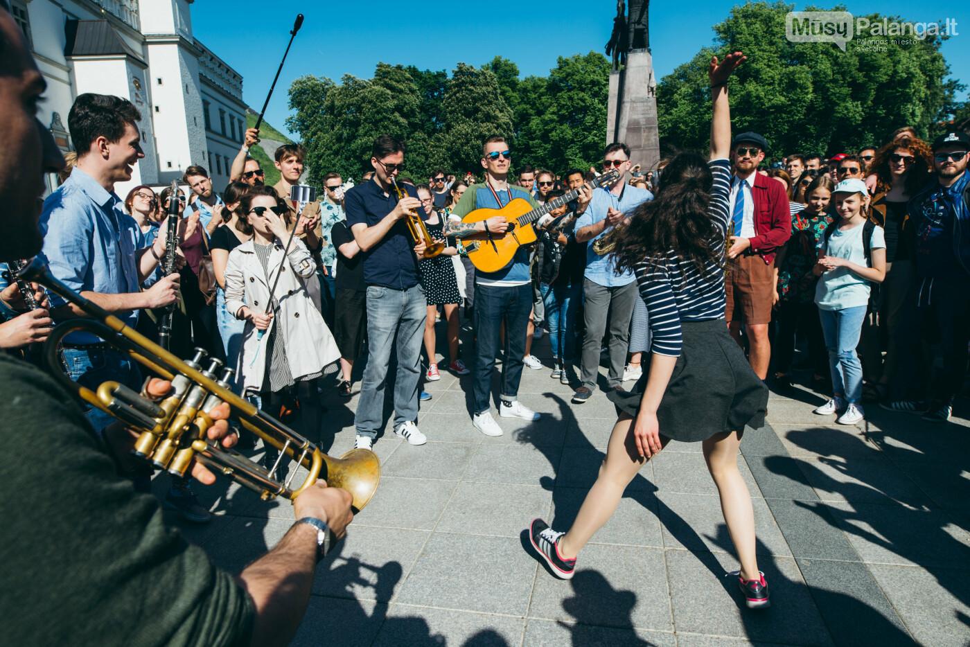 """Pradedama dalyvių registracija į """"Gatvės muzikos dieną"""", nuotrauka-10, Nendrės Žilinskaitės nuotrauka"""