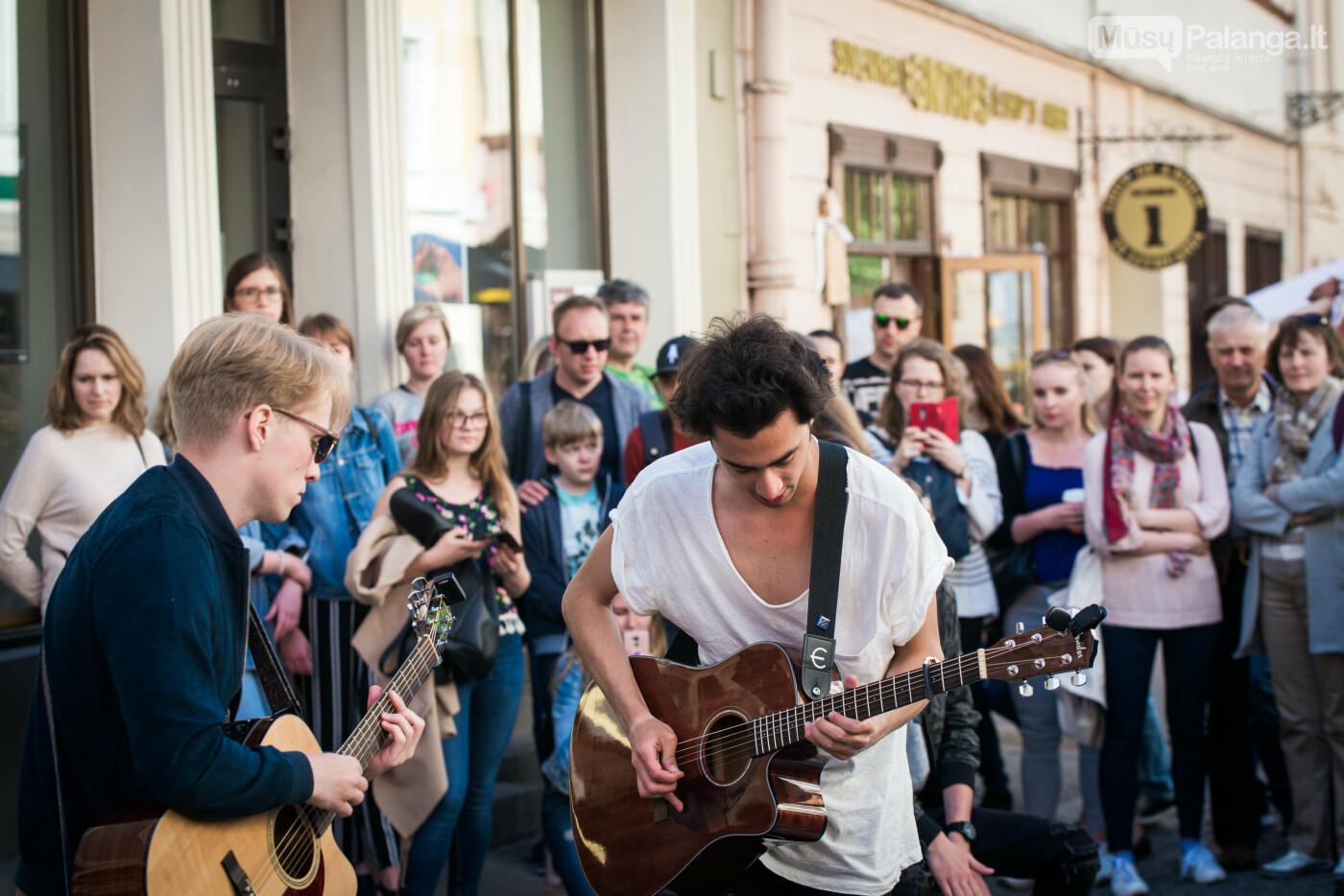 """Pradedama dalyvių registracija į """"Gatvės muzikos dieną"""", nuotrauka-11, Nendrės Žilinskaitės nuotrauka"""