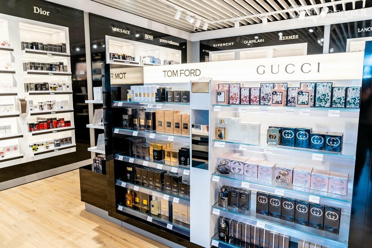 """Ką reikėtų reikėtų žinoti apsiperkant oro uosto """"Duty Free"""" parduotuvėje, nuotrauka-1"""