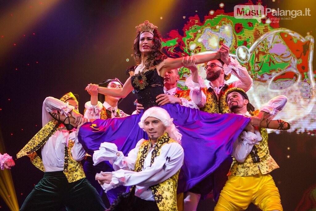 """Visą pasaulį užkariavęs šou-baletas """"Todes"""" surengs pasirodymą Palangoje, nuotrauka-2"""