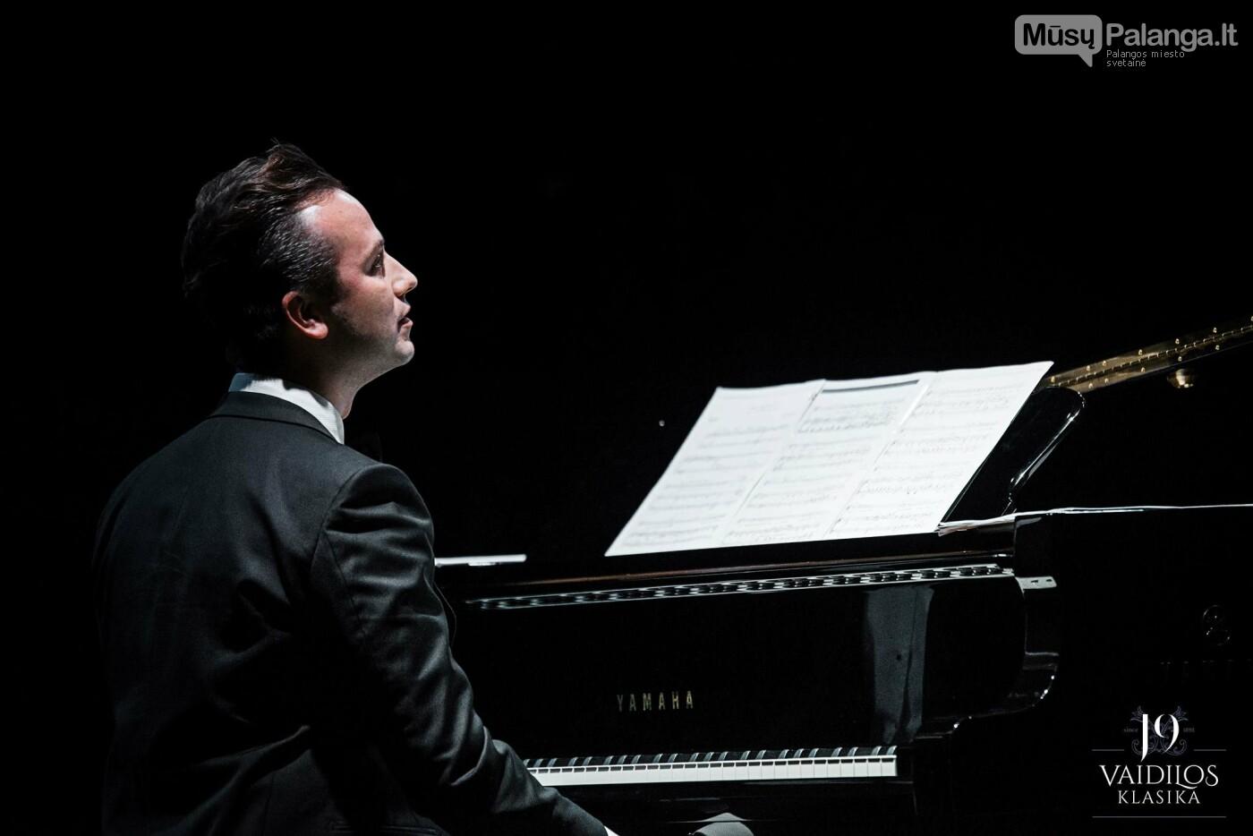 Pianistas Darius Mažintas, Organizatorių nuotr.