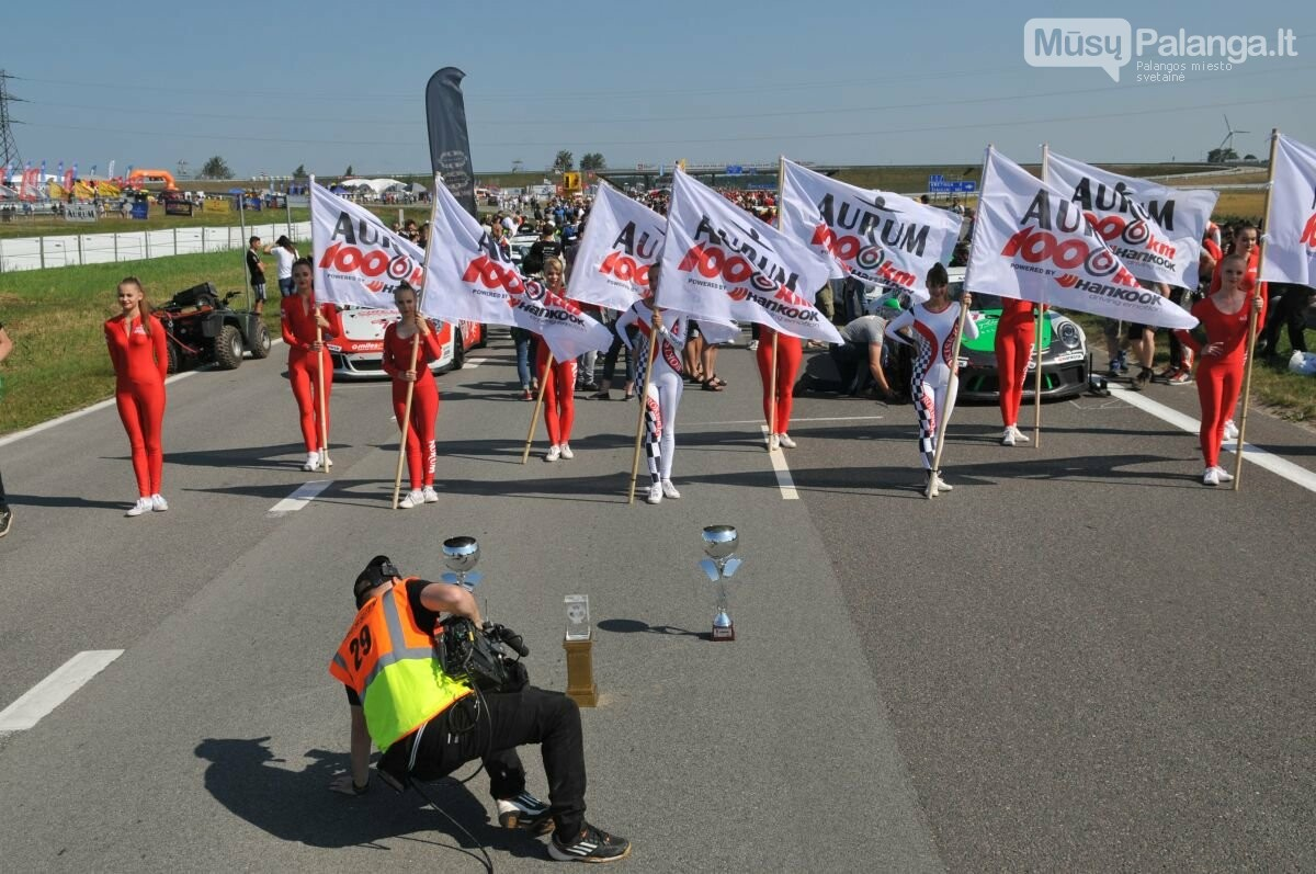 """Lygūs tarp lygių : naujos """"Aurum 1006 km lenktynių"""" klasės, nuotrauka-4"""