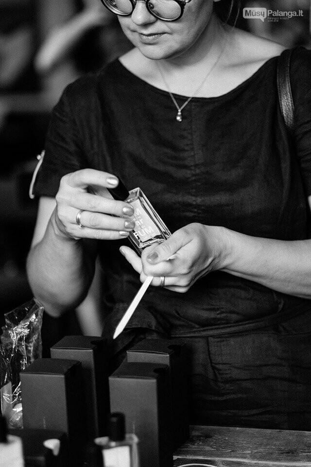 Mados grandai savo kolekcijas ir parfumerinę degustaciją atveža į Palangą, nuotrauka-6