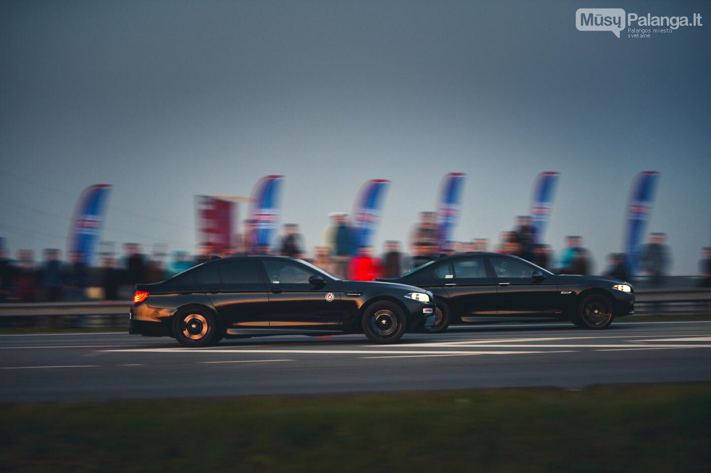 """Traukos lenktynėse Palangoje greičiausi – """"Nissan GT-R"""" automobiliai, nuotrauka-44"""
