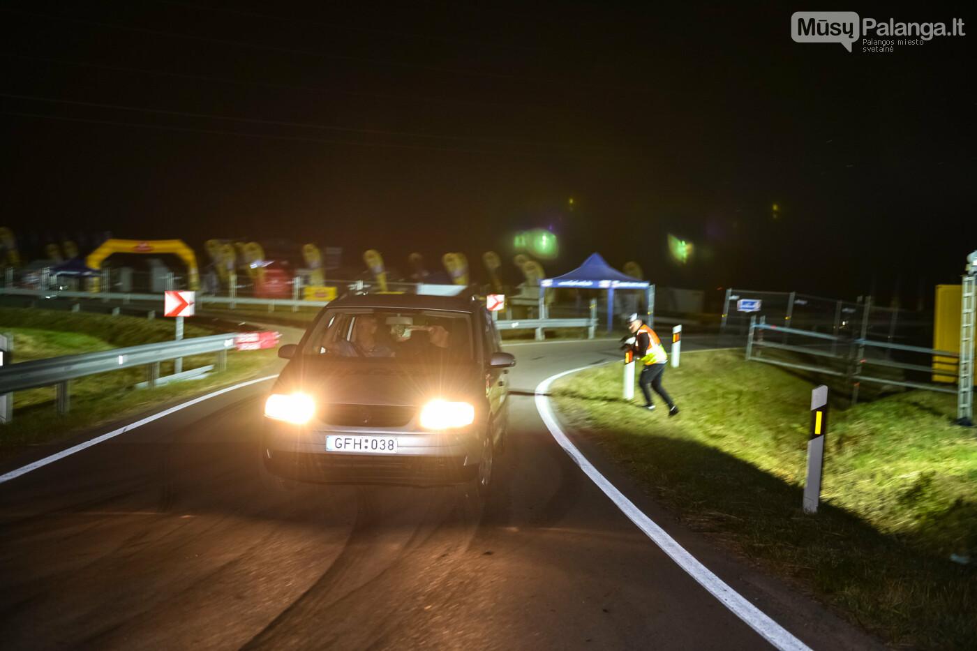 Palangoje pasiektas naujas rekordas: automobilis be alyvos važiavo 2,5 valandos, nuotrauka-1