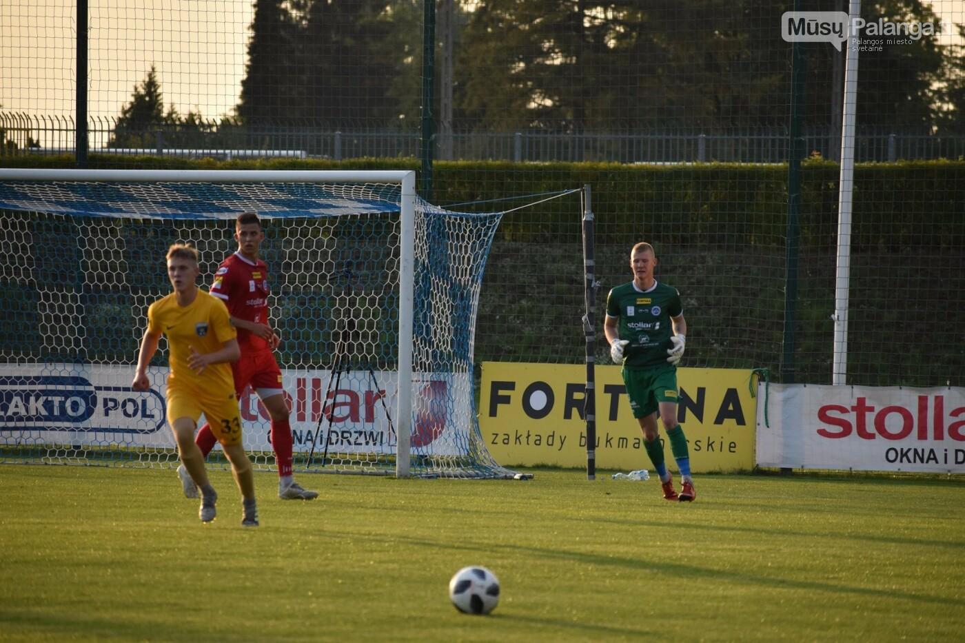 Kontrolinėse rungtynėse Lenkijoje – būrys peržiūroje dalyvaujančių futbolininkų bei naujas treneris, nuotrauka-1