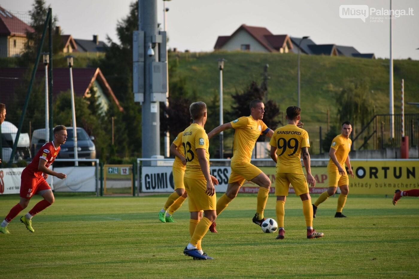 Kontrolinėse rungtynėse Lenkijoje – būrys peržiūroje dalyvaujančių futbolininkų bei naujas treneris, nuotrauka-3
