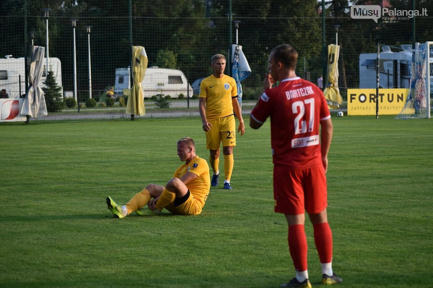 Kontrolinėse rungtynėse Lenkijoje – būrys peržiūroje dalyvaujančių futbolininkų bei naujas treneris, nuotrauka-10