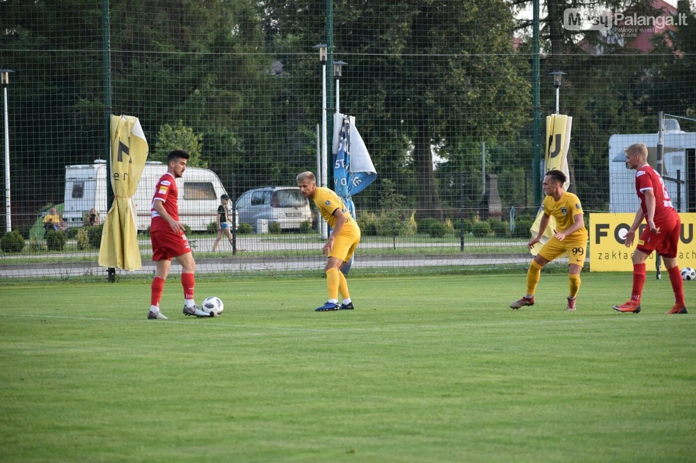 Kontrolinėse rungtynėse Lenkijoje – būrys peržiūroje dalyvaujančių futbolininkų bei naujas treneris, nuotrauka-25