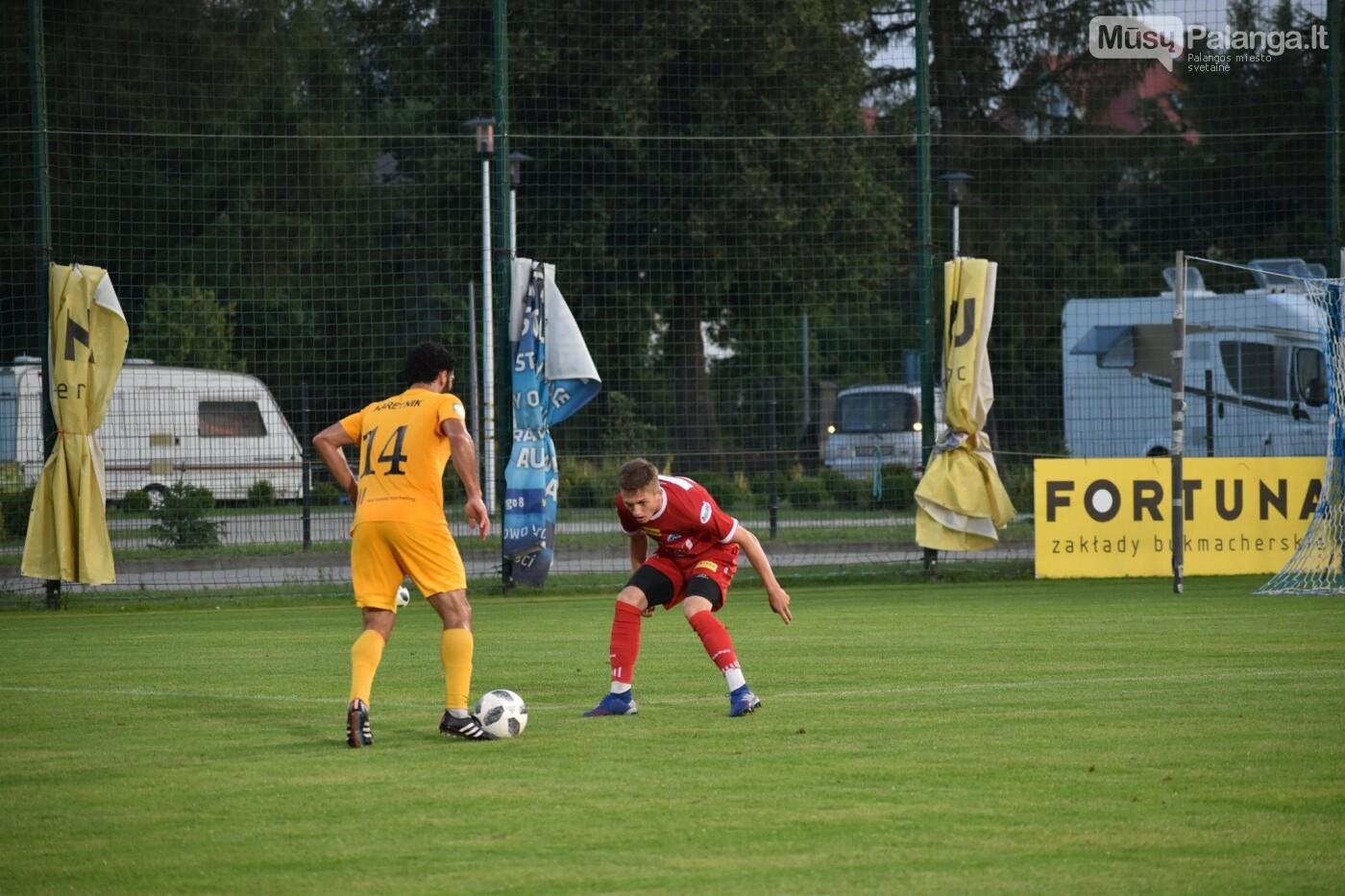 Kontrolinėse rungtynėse Lenkijoje – būrys peržiūroje dalyvaujančių futbolininkų bei naujas treneris, nuotrauka-27