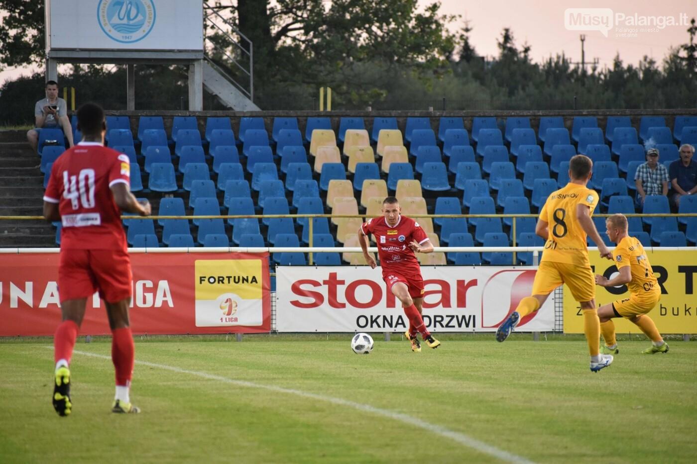 Kontrolinėse rungtynėse Lenkijoje – būrys peržiūroje dalyvaujančių futbolininkų bei naujas treneris, nuotrauka-28
