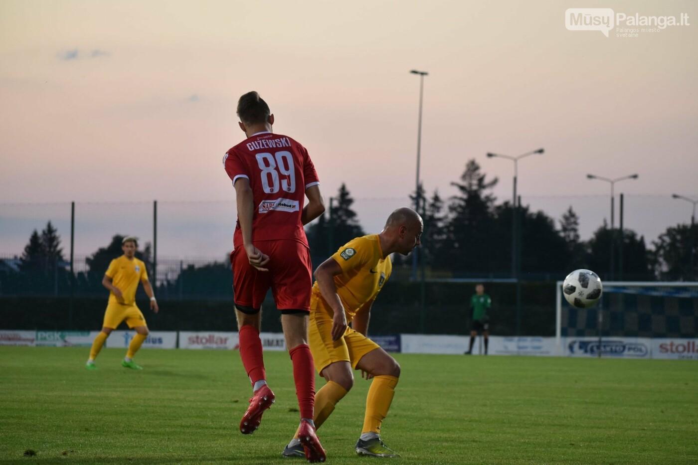 Kontrolinėse rungtynėse Lenkijoje – būrys peržiūroje dalyvaujančių futbolininkų bei naujas treneris, nuotrauka-30