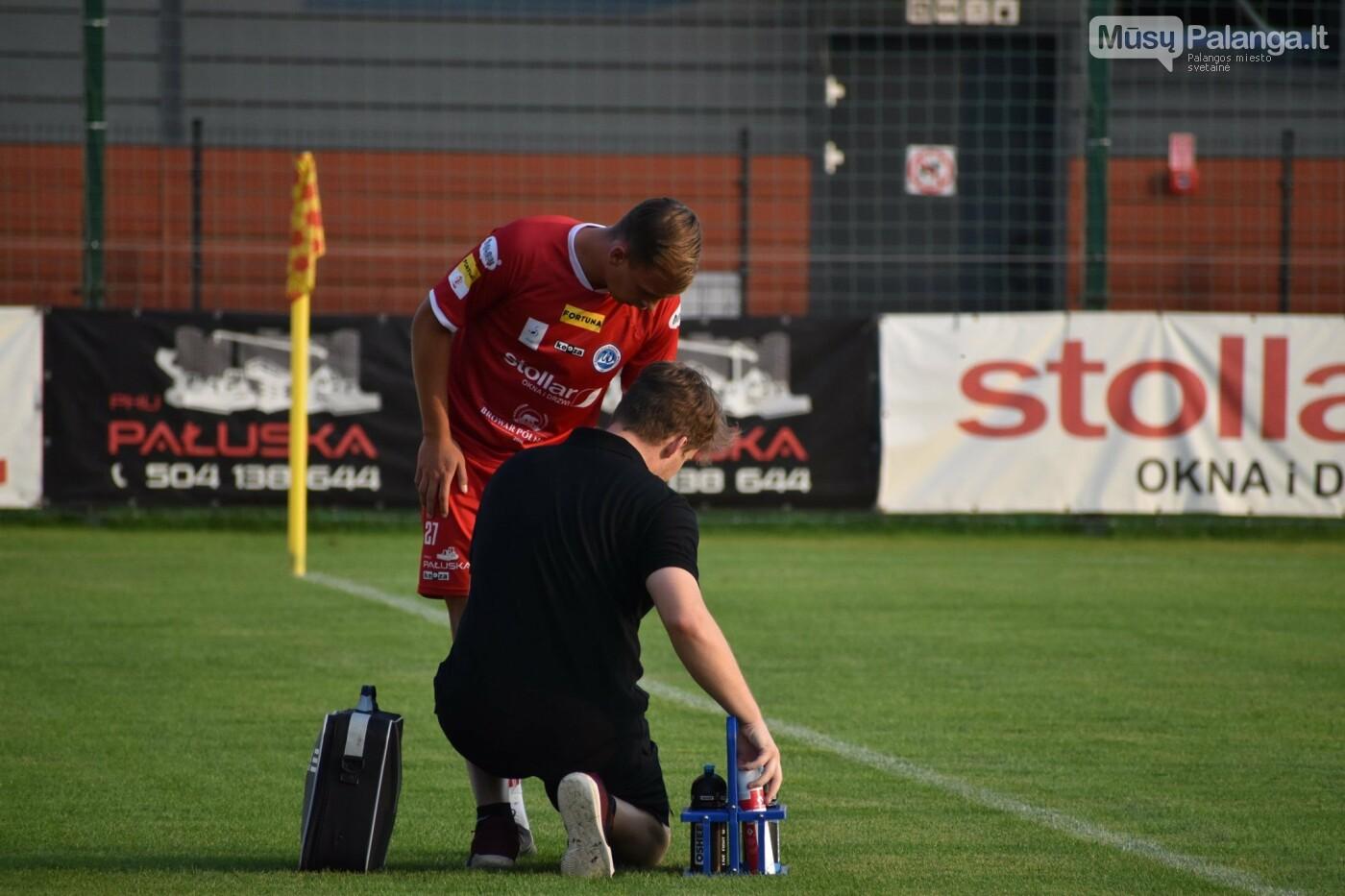 Kontrolinėse rungtynėse Lenkijoje – būrys peržiūroje dalyvaujančių futbolininkų bei naujas treneris, nuotrauka-33
