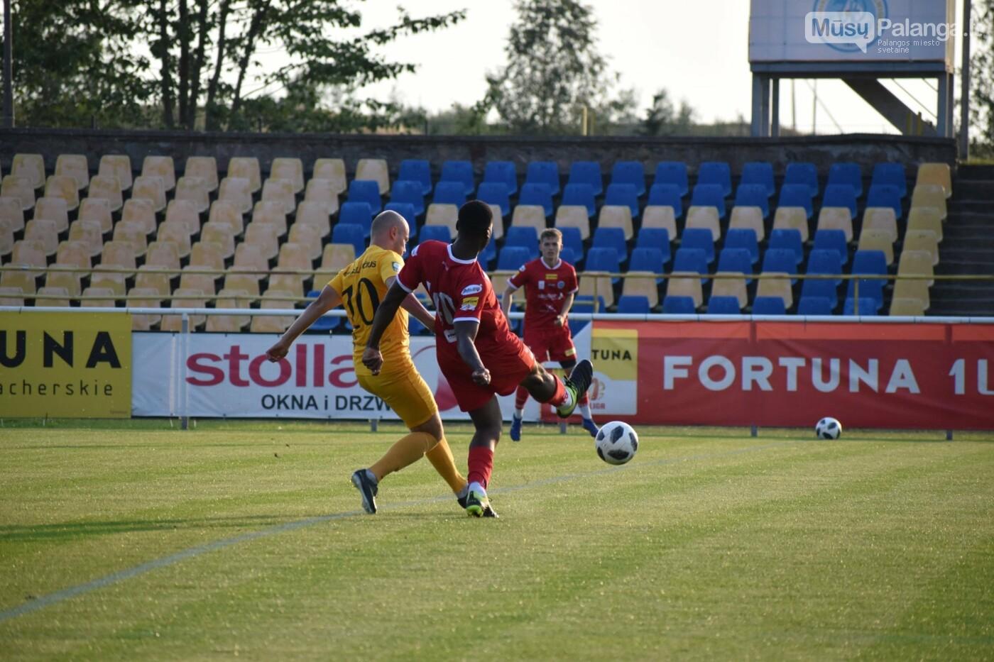 Kontrolinėse rungtynėse Lenkijoje – būrys peržiūroje dalyvaujančių futbolininkų bei naujas treneris, nuotrauka-39