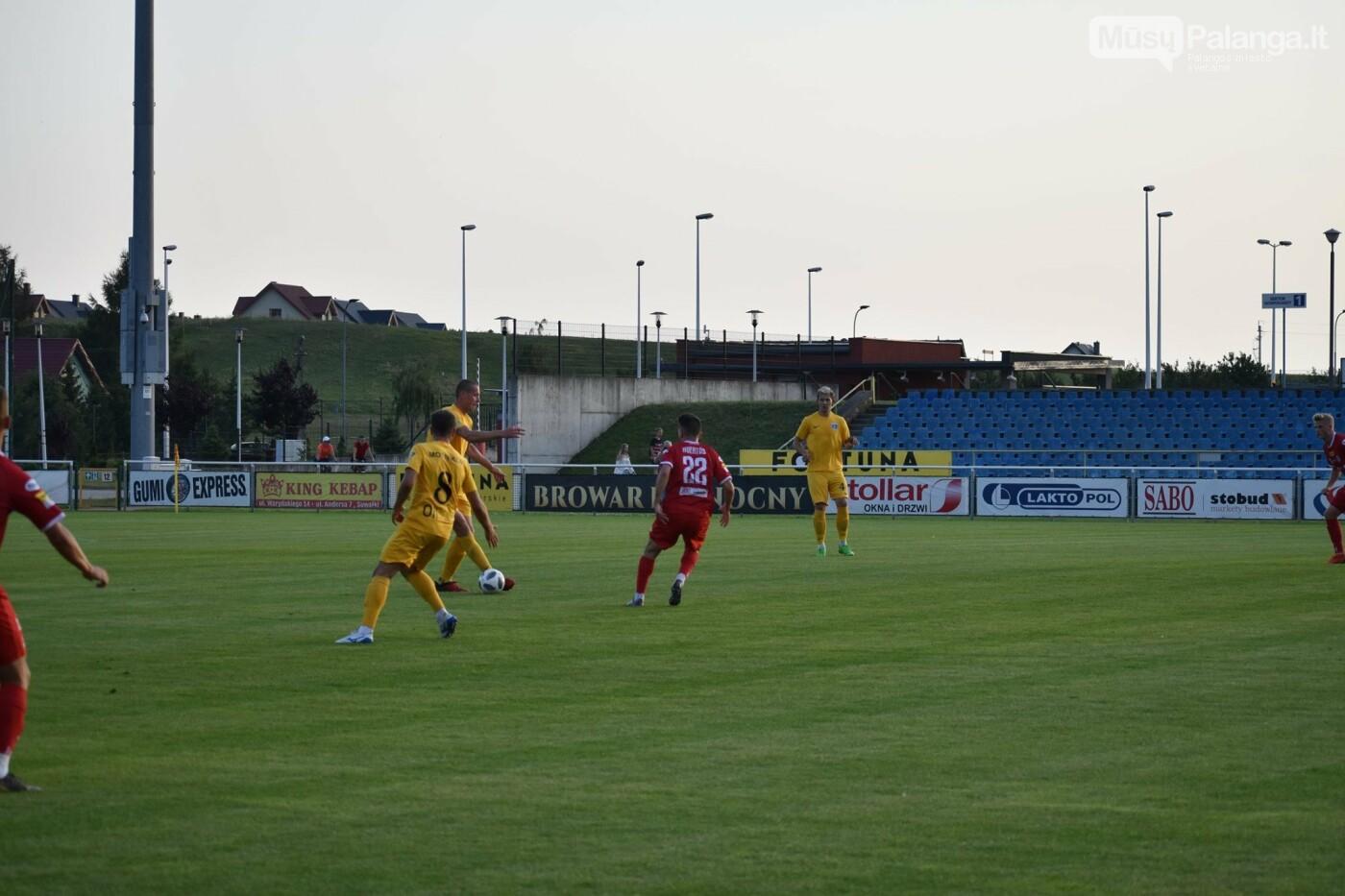 Kontrolinėse rungtynėse Lenkijoje – būrys peržiūroje dalyvaujančių futbolininkų bei naujas treneris, nuotrauka-44