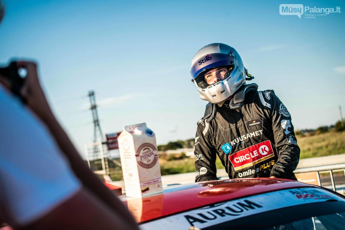 """Jubiliejinėse ilgų nuotolių lenktynėse ryškiausiai švietė """"Circle K milesPlus Racing Team""""  žvaigždė, nuotrauka-10"""