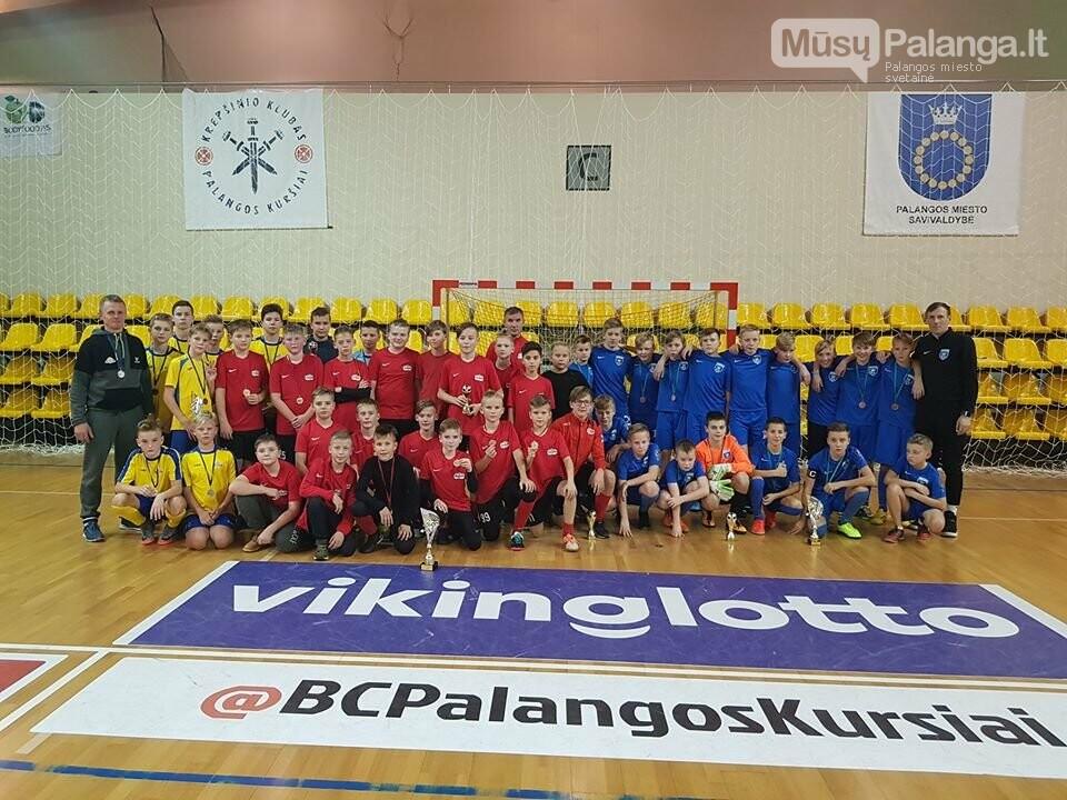 """Futbolo turnyras """" Palangos sporto centro taurei laimėti"""" 2019, nuotrauka-1"""