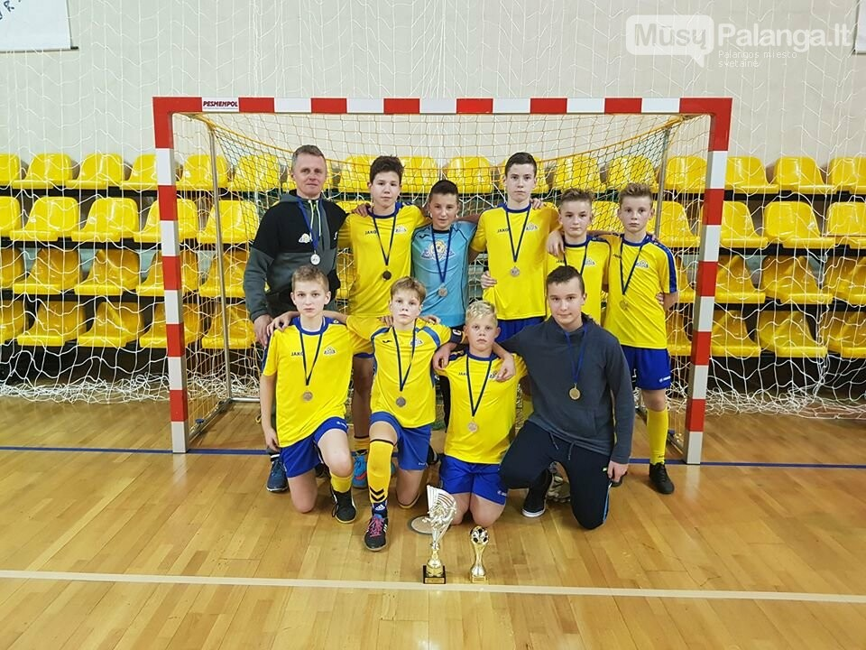 """Futbolo turnyras """" Palangos sporto centro taurei laimėti"""" 2019, nuotrauka-2"""