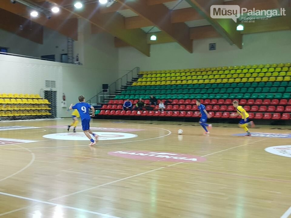 """Futbolo turnyras """" Palangos sporto centro taurei laimėti"""" 2019, nuotrauka-4"""