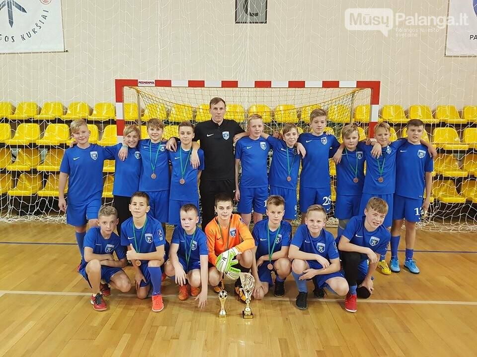 """Futbolo turnyras """" Palangos sporto centro taurei laimėti"""" 2019, nuotrauka-5"""
