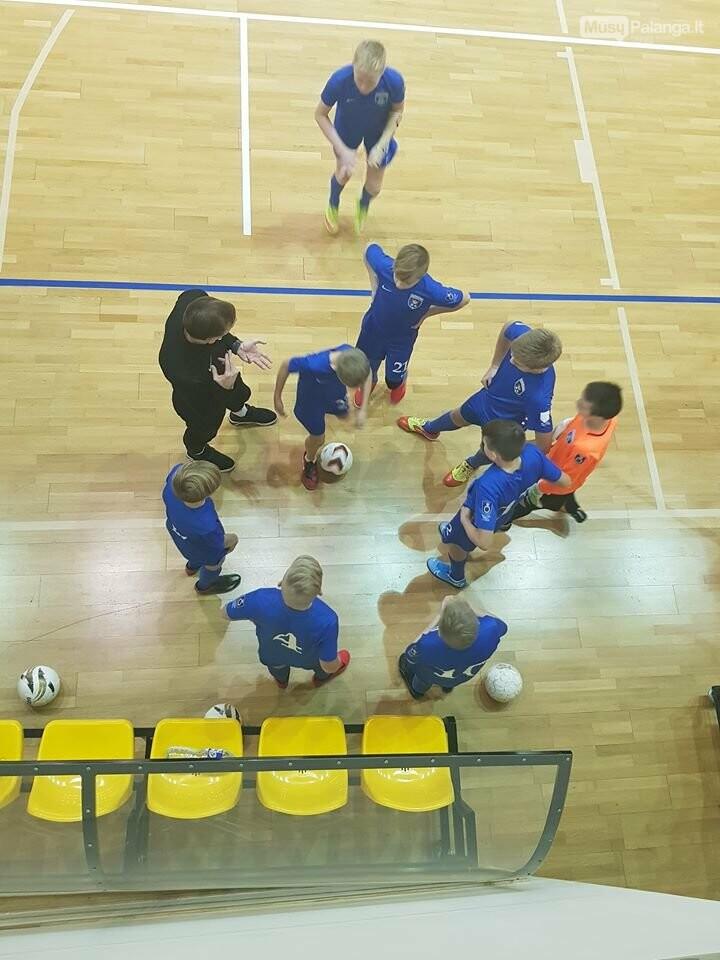 """Futbolo turnyras """" Palangos sporto centro taurei laimėti"""" 2019, nuotrauka-6"""