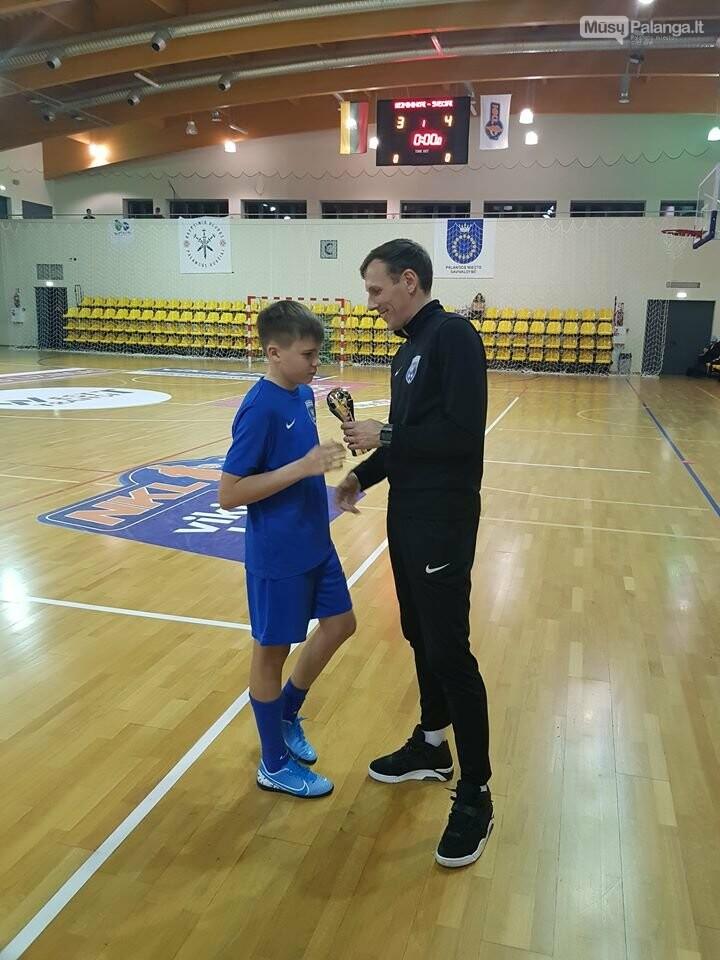 """Futbolo turnyras """" Palangos sporto centro taurei laimėti"""" 2019, nuotrauka-12"""