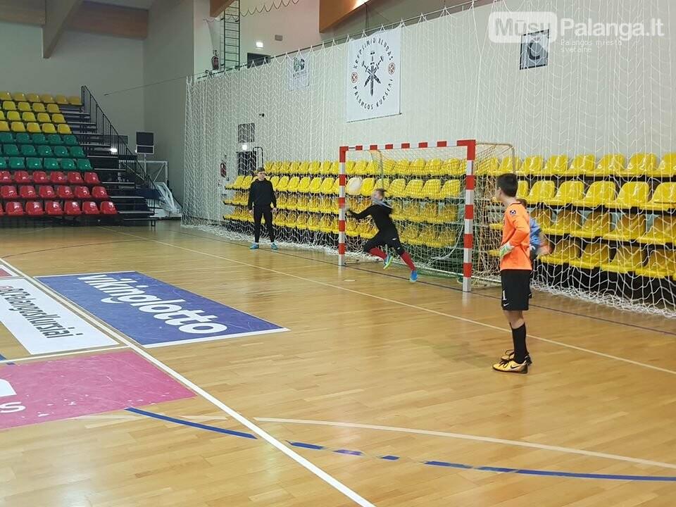 """Futbolo turnyras """" Palangos sporto centro taurei laimėti"""" 2019, nuotrauka-14"""