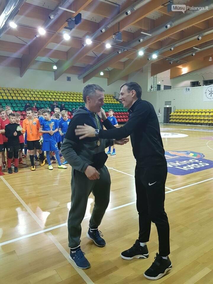 """Futbolo turnyras """" Palangos sporto centro taurei laimėti"""" 2019, nuotrauka-15"""