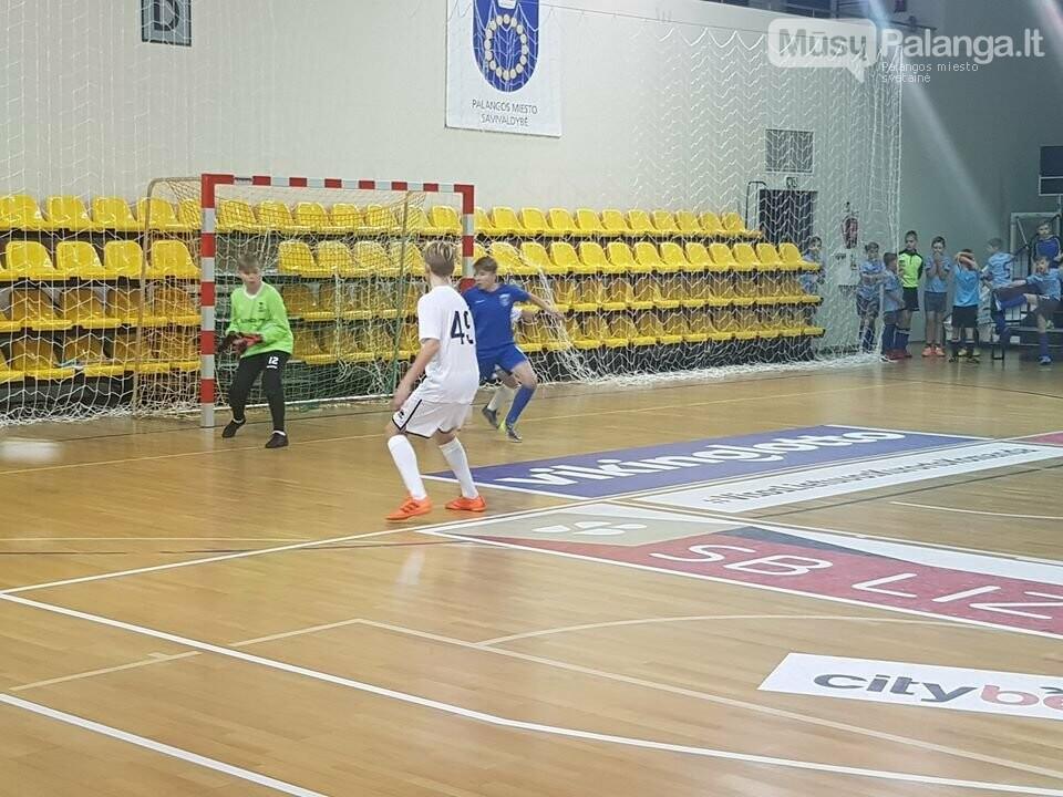 """Futbolo turnyras """" Palangos sporto centro taurei laimėti"""" 2019, nuotrauka-16"""