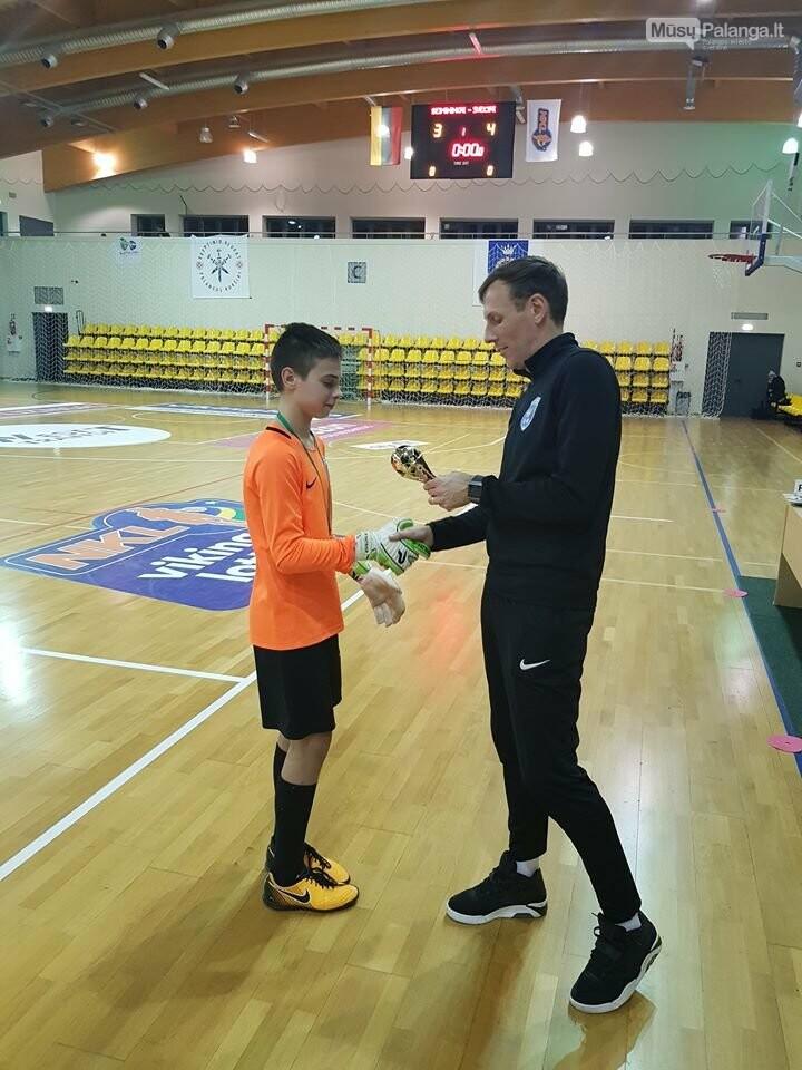 """Futbolo turnyras """" Palangos sporto centro taurei laimėti"""" 2019, nuotrauka-17"""