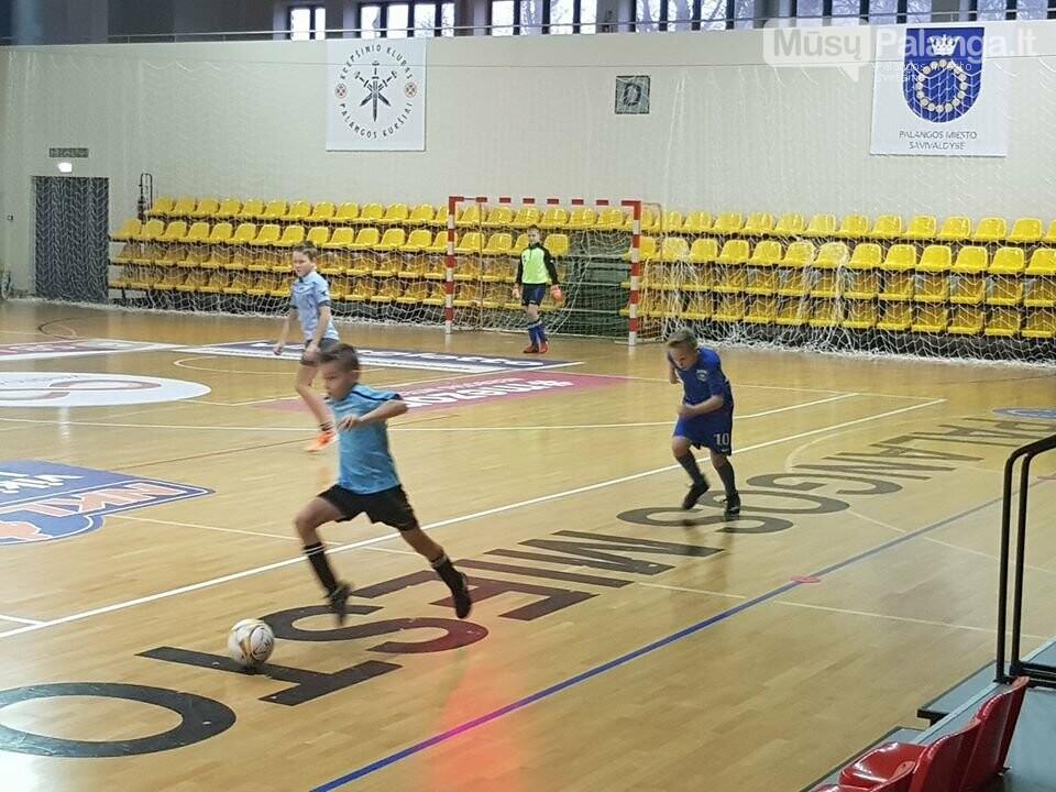 """Futbolo turnyras """" Palangos sporto centro taurei laimėti"""" 2019, nuotrauka-18"""