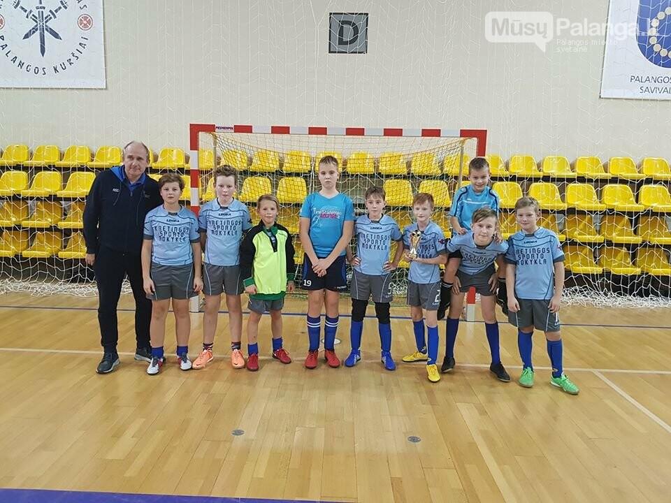"""Futbolo turnyras """" Palangos sporto centro taurei laimėti"""" 2019, nuotrauka-19"""