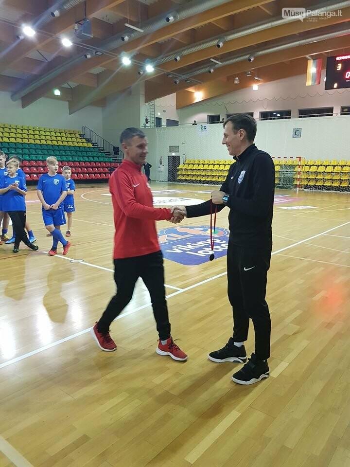 """Futbolo turnyras """" Palangos sporto centro taurei laimėti"""" 2019, nuotrauka-20"""