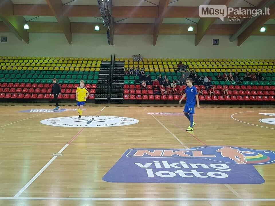 """Futbolo turnyras """" Palangos sporto centro taurei laimėti"""" 2019, nuotrauka-22"""