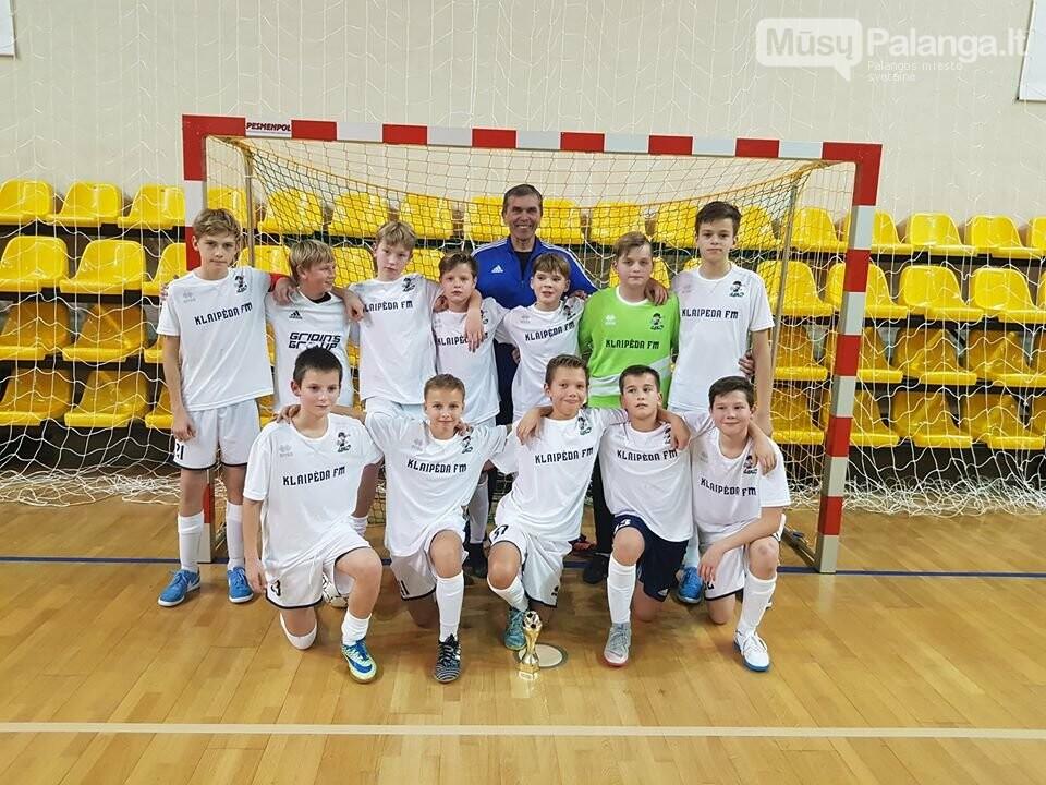 """Futbolo turnyras """" Palangos sporto centro taurei laimėti"""" 2019, nuotrauka-26"""