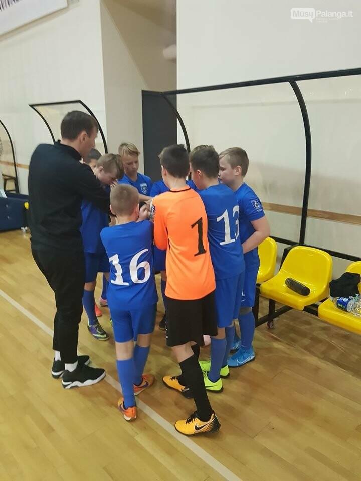 """Futbolo turnyras """" Palangos sporto centro taurei laimėti"""" 2019, nuotrauka-27"""