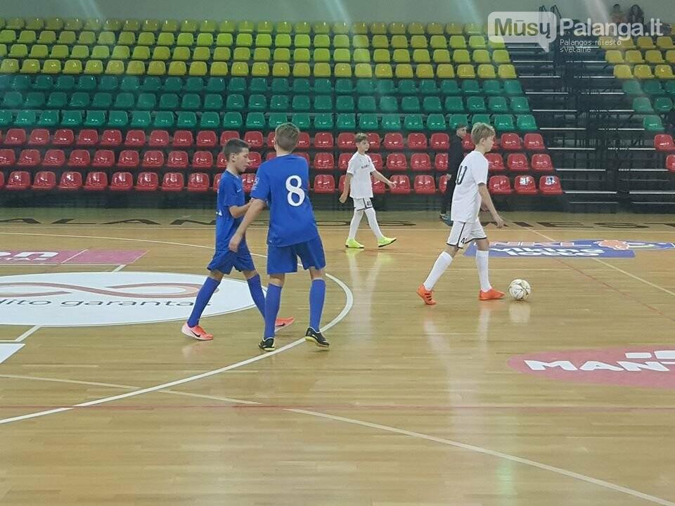 """Futbolo turnyras """" Palangos sporto centro taurei laimėti"""" 2019, nuotrauka-28"""