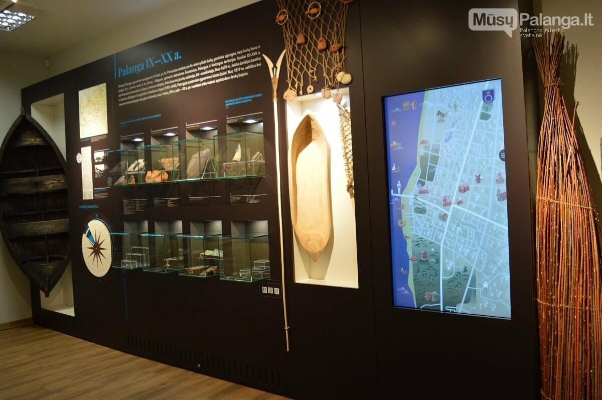 Palangos kurorto muziejus pakvietė į įspūdingą kelionę praeities labirintais, nuotrauka-8