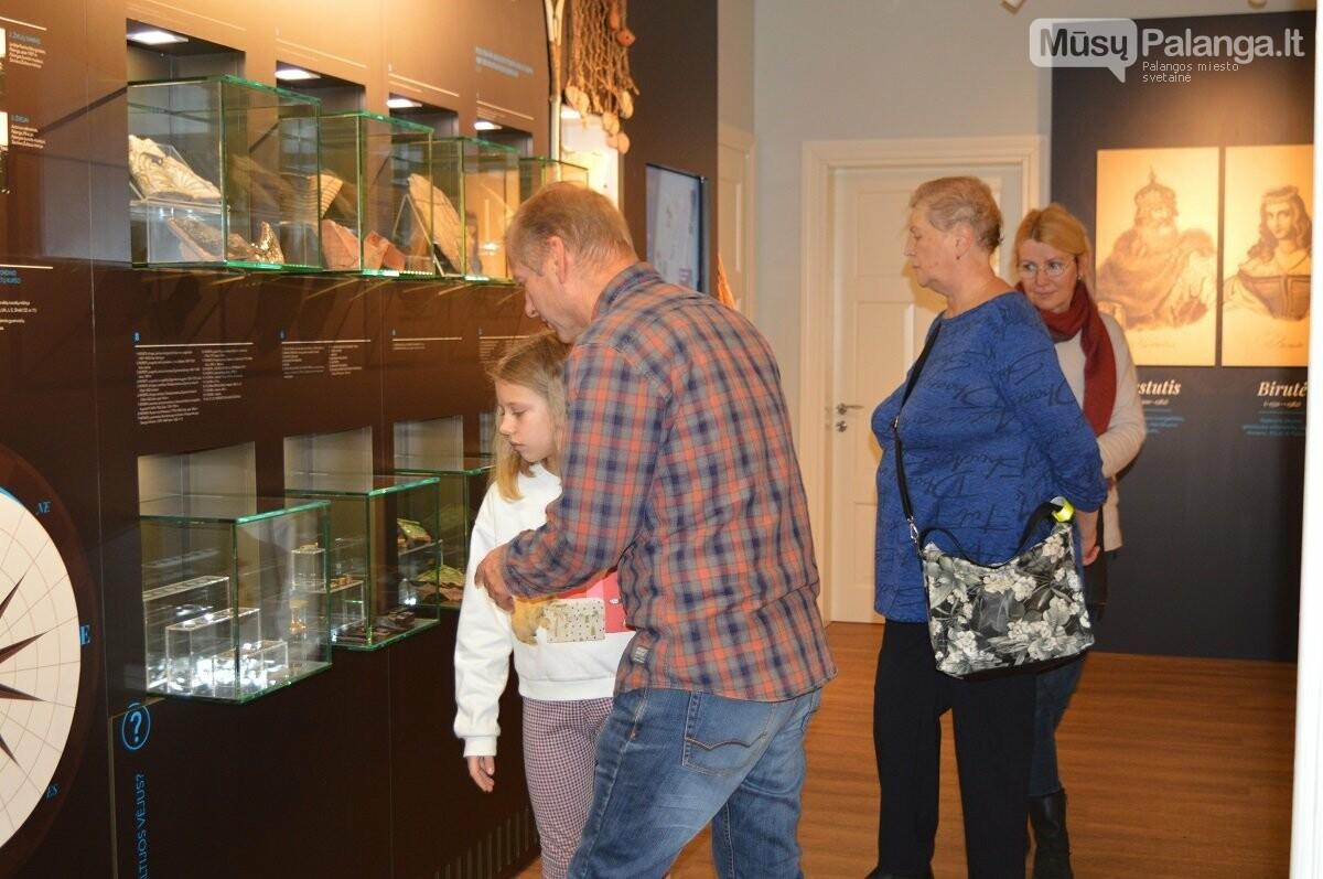 Palangos kurorto muziejus pakvietė į įspūdingą kelionę praeities labirintais, nuotrauka-9