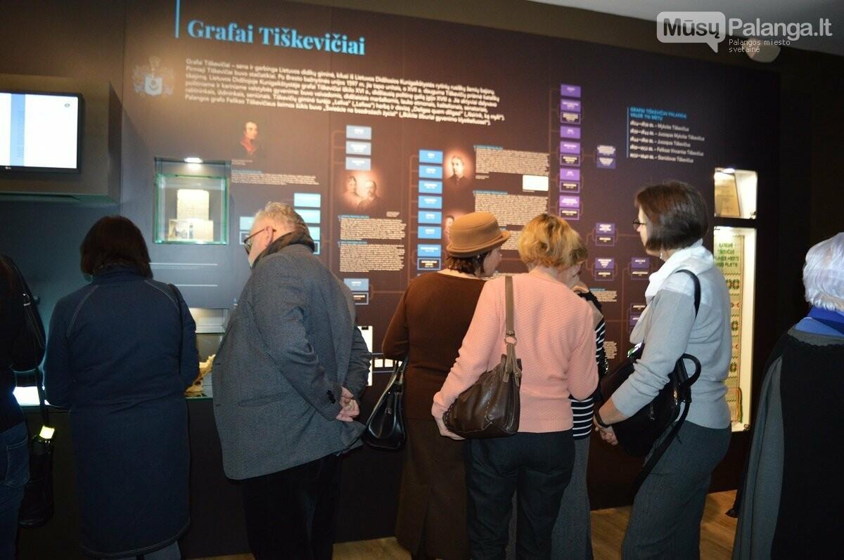Palangos kurorto muziejus pakvietė į įspūdingą kelionę praeities labirintais, nuotrauka-12