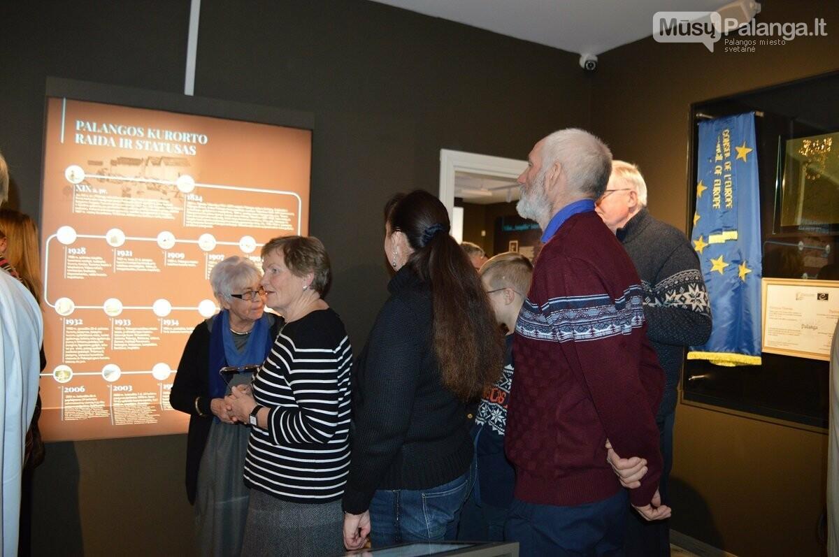 Palangos kurorto muziejus pakvietė į įspūdingą kelionę praeities labirintais, nuotrauka-15